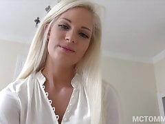 Amazing homemade sex tape with redhead Alex Harper