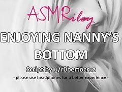 EroticAudio - Enjoying Nanny's Bum