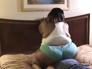 Under that ass...