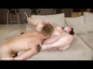 Redhead Amateur BBW Babe Eliza Allure Fucks Stud Levi Cash