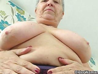 An older lady means enjoyable half 174