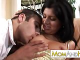 Sativa Rose - natural MILF mom beauty pounded doggystyle