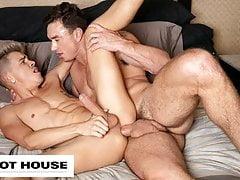 Cade Maddox's Girthy Pole Breaks Twunk Ass - HotHouse