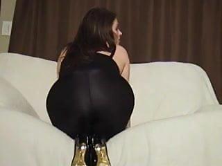 Milf goddess joi black tights...