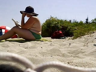 Lovely Young Lady from a Nova Scotia Nude Beach
