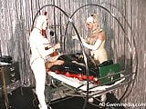 Rubber Doll Factory Part 1 Latex Femdom