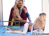 DigitalPlayground - Whor Goddess of Thunder A DP Parody Part