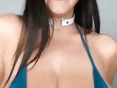 Angela White, huge bouncing Tits compilation