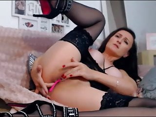- in sexy Fingers Dessous Pussy Ass Nora and