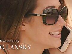 anal creampie, Eva Lovia movie part 5, first double penetration
