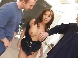 Fujiko Kano - Double Anal
