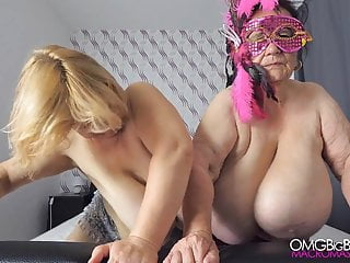 cup M grannies and cup ssbbw J -