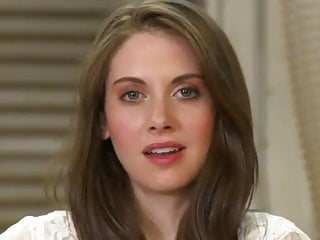 Alison brie pussy...