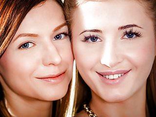 Hot Lesbians Aria Logan and Arian