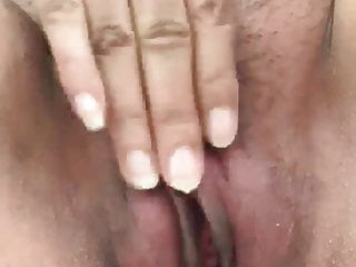 Wife masturbating for me while on holiday video