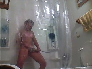 Hidden cam masturbating
