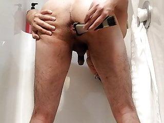 Manscaping my ass
