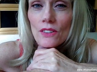 Amateur Blowjob With POV GILF
