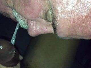 Mustache grandpa...