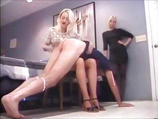 Hubby Femdom Mistress Wife and Spank