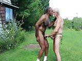 A Hot Interracial Duo